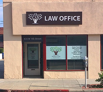 san pedro attorney office - barbara craig
