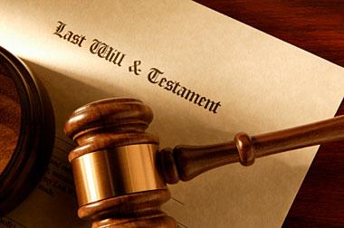 wills, probate, estate planning