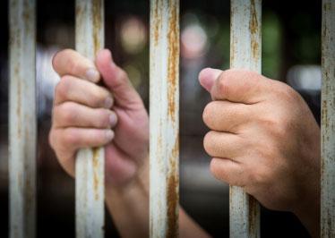 debt collectors arrested